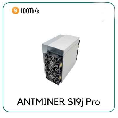Bitmain Antminer S19j Pro 100TH/s for sale